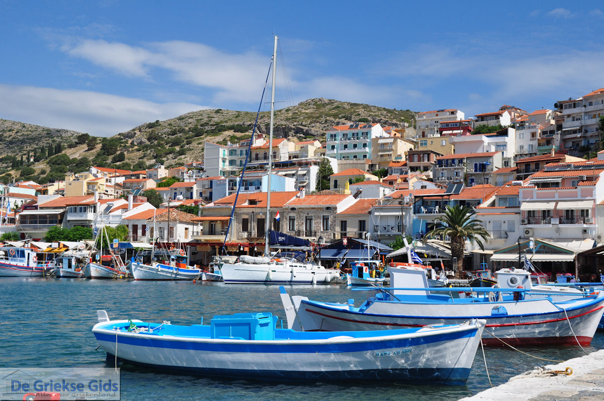Samos Greece  Information about Samos North-Eastern Aegean Islands