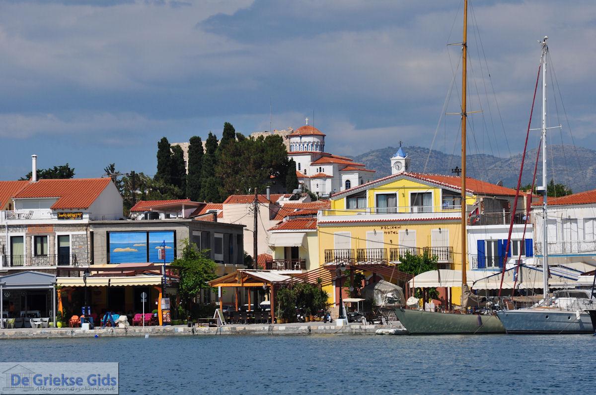 Aan De Gezellige Haven Van Pythagorion Op Samos Foto 8