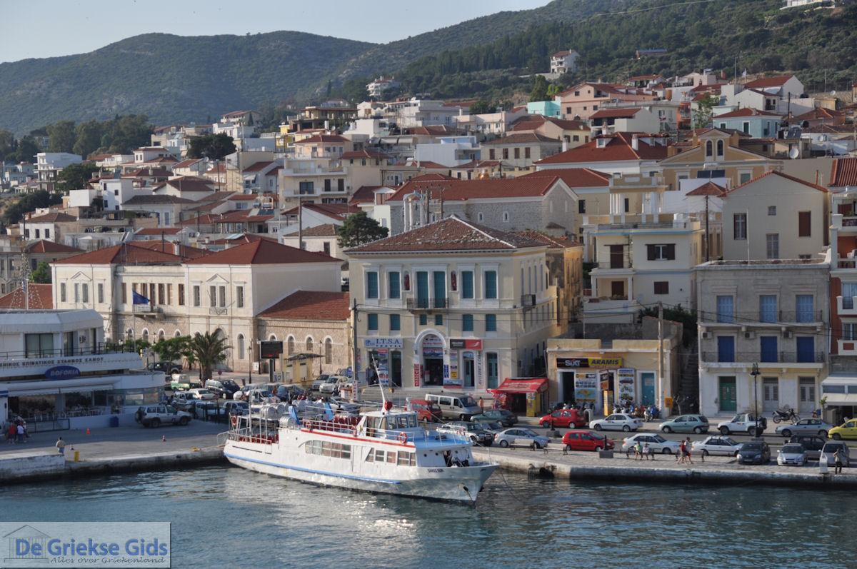 Samos town Samos  Holidays in Samos town