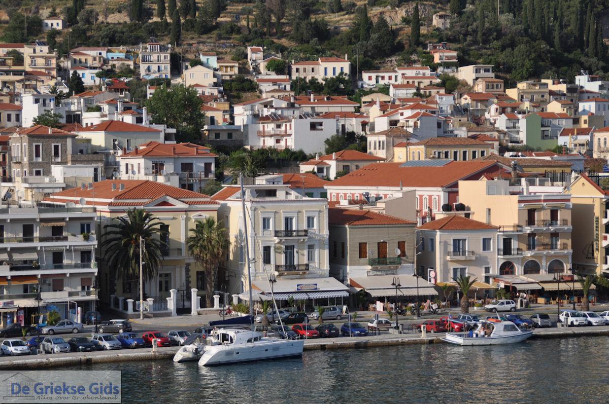 Samos town Samos  Holidays in Samos town Greece