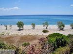 Kiezelstrand bij Kampos (Votsalakia) - Eiland Samos - Foto van De Griekse Gids