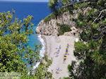 Tsambou strand tussen Agios Konstandinos en Kokkari - Eiland Samos - Foto van De Griekse Gids