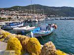 De vissersbootjes aan de haven van Vathy (Samos stad) - Eiland Samos - Foto van De Griekse Gids