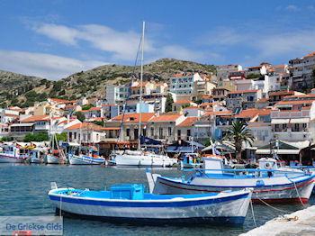 Aan de gezellige haven van Pythagorion op Samos foto 7 - Eiland Samos - Foto van De Griekse Gids